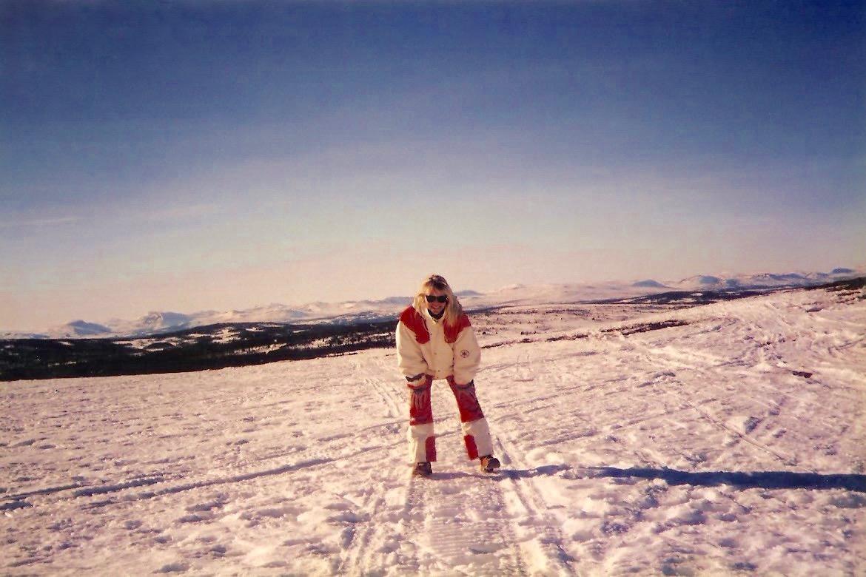 Pernilla Öberg Önrun 1995
