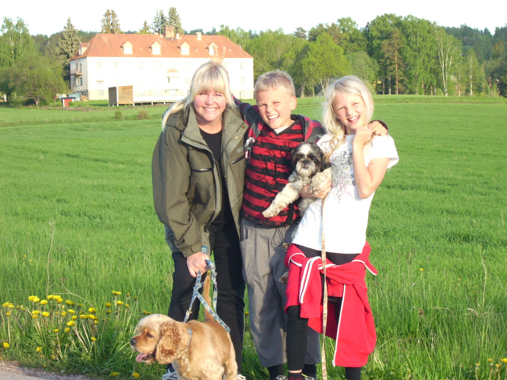 Pernilla Emil och Emma Öberg
