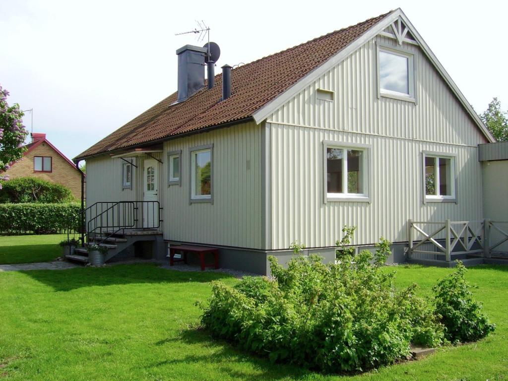 Vallmovägen i Falkenberg